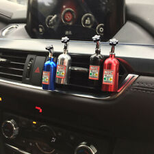 Car Solid Perfume Refill Smell Air Freshener Bottle Outlet Clip Turbocharger