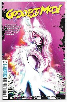 Goddess Mode #2 Main Cover DC Vertigo Comics 1st Print 2019 unread NM