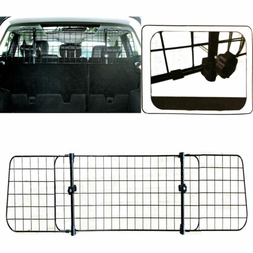 DACIA SANDERO STEPWAY Heavy Duty Headrest Mesh Adjustable Dog Pet Guard Barrier