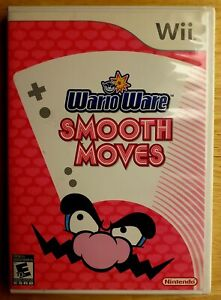 WarioWare: Smooth Moves (Nintendo Wii, 2007) No Manual *TESTED AND WORKING*