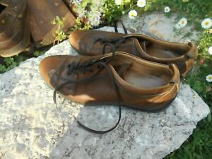 Chaussures marron Tod's  Vintage t 38 1/2 be à 39€ ach imm fp comp mondial relay
