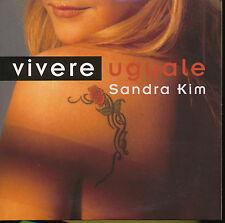 SANDRA KIM CDS BELGIQUE VIVERE UGUALE (3)