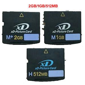 1pc XD Picture Card Speicherkarte 2GB//1GB Type M M Für OLYMPUS FUJIFILM Kamera