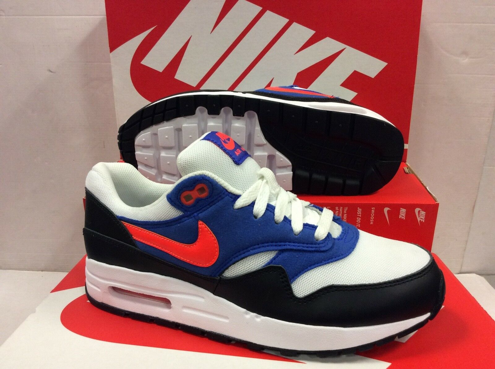 Nike Air Max 1 BG Unisex Juniors Trainers UK 5.5 EU 38.5