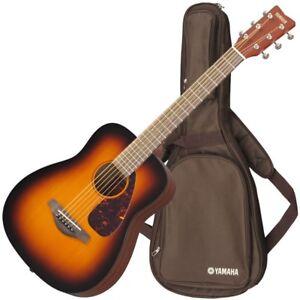 879a4f3e02 Image is loading Yamaha-JR2-Junior-Compact-Acoustic-Guitar-Tobacco-Sunburst