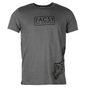 Casual Das Fac51 Shirt T Herren Grau Hacienda Oberteil nvYqwCYSx