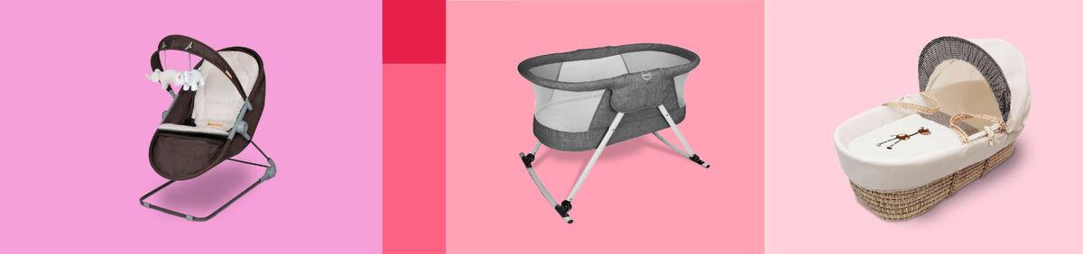 Cunas y capazos para bebés