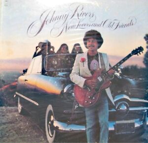 JOHNNY-RIVERS-new-lovers-and-old-friends-LP-1975-EPIC-USA-it-039-s-the-same-old-song