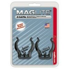 MagLite Asxd026 D-cell Mag Flashlight Mounting Brackets With Hardware