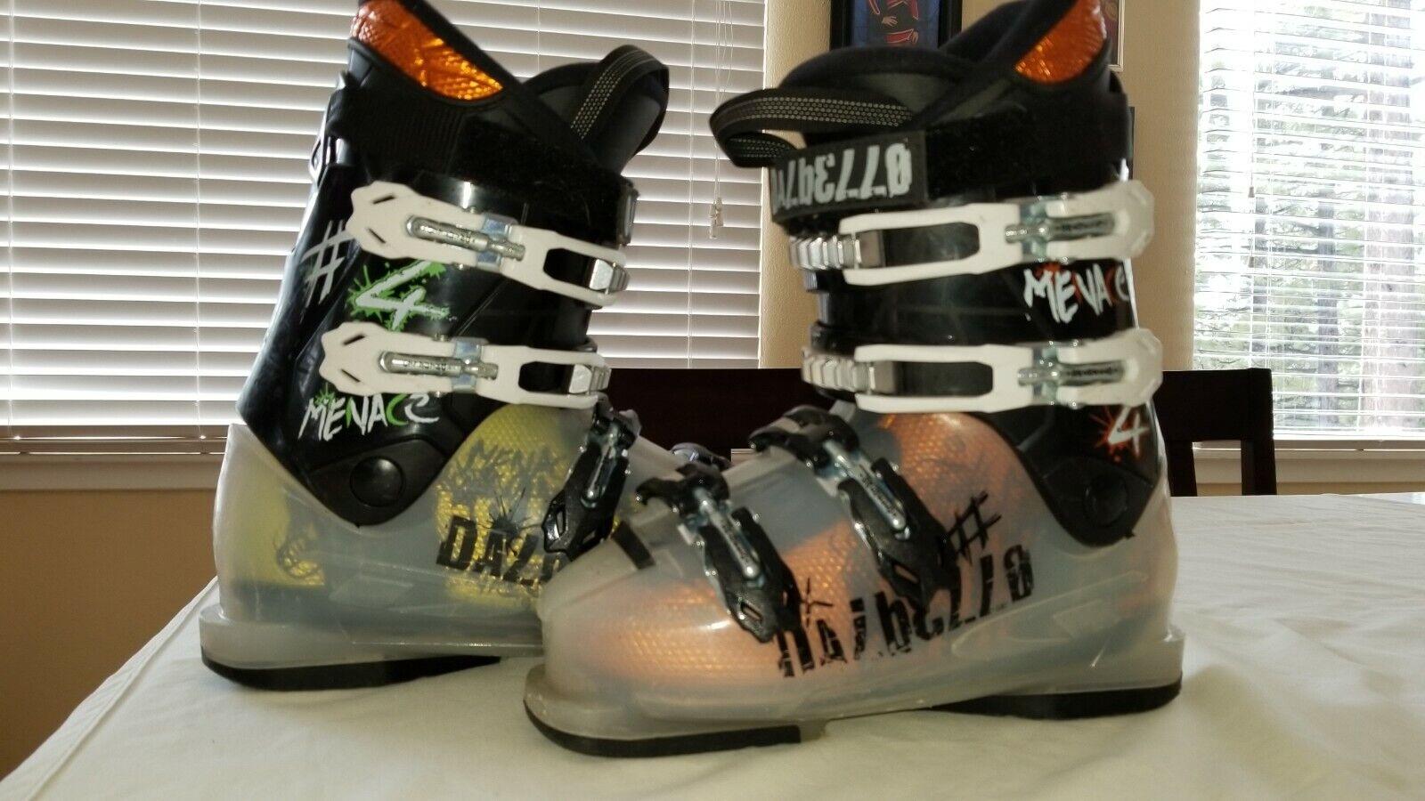 Dalbello Menace Ski boots-Youth 279mm  Size 5
