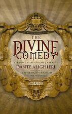 The Divine Comedy by Dante Alighieri Compact Disc Book (English)