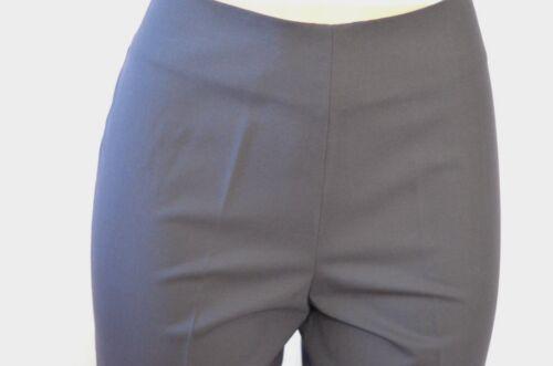 Couleur Marine le016 Leggiadro Taille Zippée Fermeture de en Classique 12 Pantalon Mélange Bleu Laine pgTxfIpn