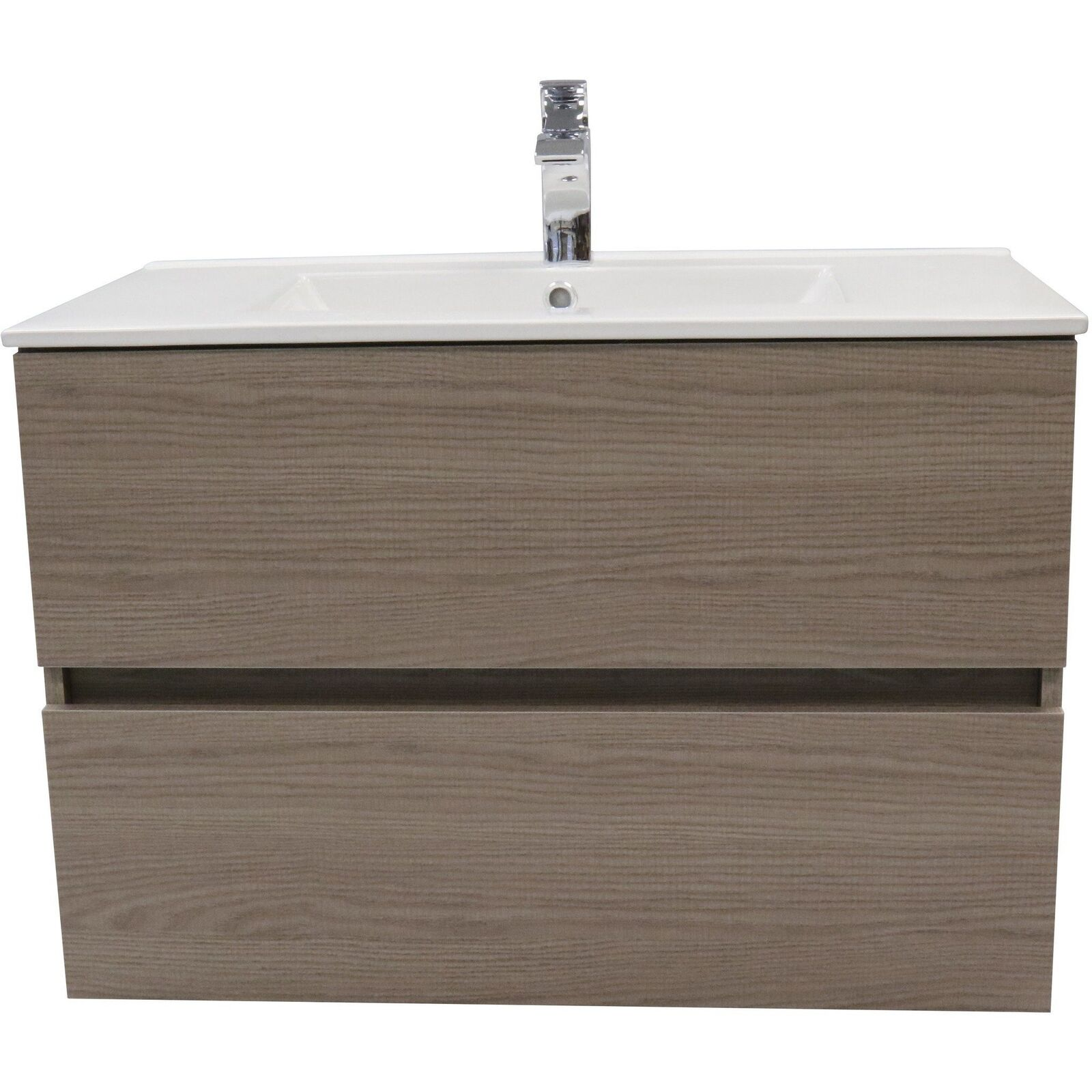 Surf Wall Mounted Bathroom Vanity Cabinet Set Bath Furniture With Single  Sink