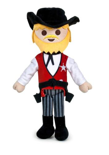 """Toys Playmobil 12/"""" inches Plush Figures"""