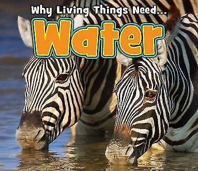 1 of 1 - Water (Acorn: Why Living Things Need)-ExLibrary