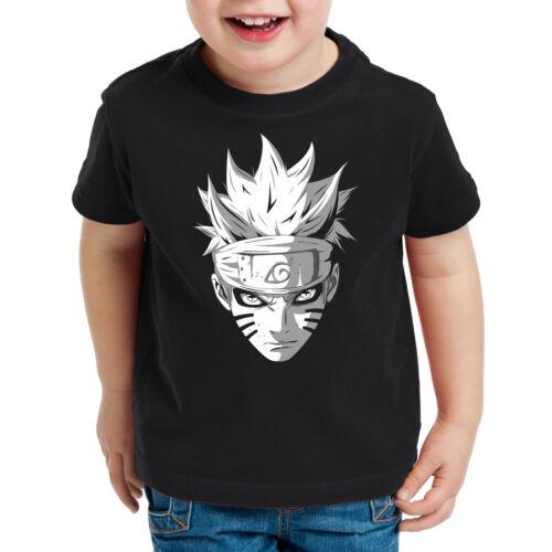 Uzumaki NINJA Bambini T-shirt Kakashi Hatake Cosplay Giappone Shippūden boruto serie