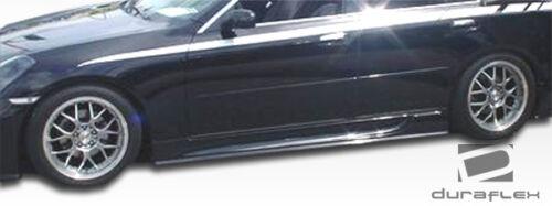 03-06 Fits Infiniti G Sedan G35 Duraflex Sigma Side Skirts 2pc 103302