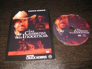 Le Campane Della Innocenza DVD Chuck Norris