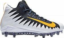 NEW  Nike Alpha Menace Pro Mid NFL Football Cleats  866012-406 SZ  10