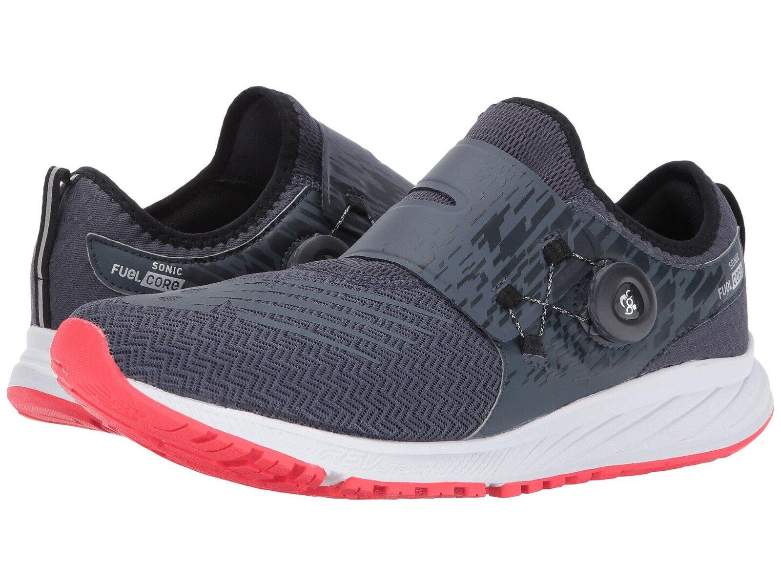 New 14 Balance hombres Sonic SZ 14 New d Gris Synthetic corriendo zapatillas zapatos reducción de precio b7b302