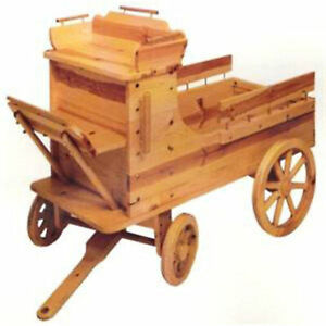 Details About Woodworking Project Paper Plan To Build Toy Box Wagon