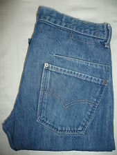 LEVI'S TYPE I TWISTED ENGINEERED JEANS W32 L30 STRAUSS BLUE LEVF569 #