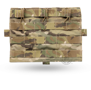 Multicam Holds 3 Mags AVS Detachable Flap Flat Mag Pouch Crye Precision