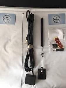 CB-RADIO-ANTENNA-DELTA-880-STICKS-TO-WINDOWS-CAR-VAN-TRUCK-Whip-length-660mm
