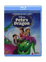 Pete's Dragon (35th Anniversary Edition) [blu-ray + Dvd] Free Shipping