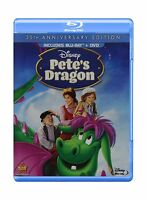 Pete's Dragon (35th Anniversary Edition) [blu-ray + Dvd] Free Shipping