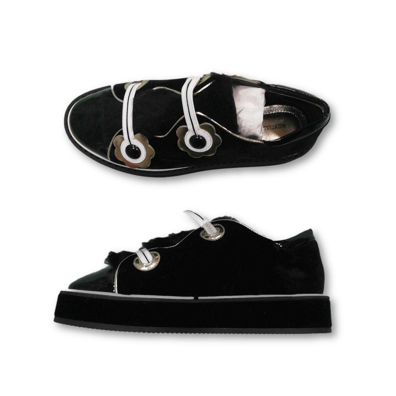 Nicholas Kirkwood Women's Platform shoes Size EU 37 (UK 4) (Ref 50)
