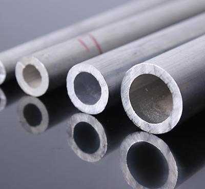 """-/> 4.5/"""" OD x 4.260/"""" ID x .120 6061 T6 Aluminum Pipe 4/"""" Schedule 10 x 24/""""-Long"""