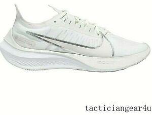 Nike-Zoom-Gravity-Running-Shoes-9-5-11-12-White-Gray-Silver-Cross-Training-Men-039-s