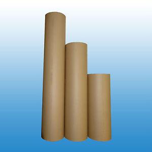 Natronpapier-Packpapier-Schrenzpapier-Kraftpapier-Rollen-80g-Groesse-Menge-waehlbar