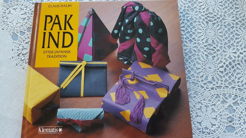 PAK IND EFTER JAPANSK TRADITION, CLAUS DALBY, emne:
