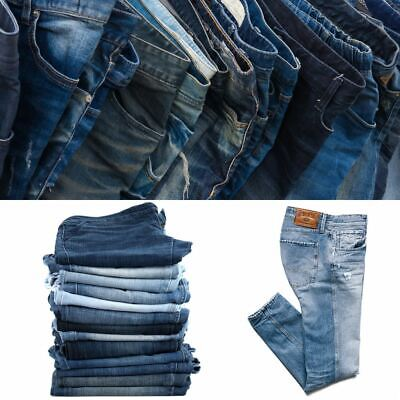 Brioso Second Hand Used Clothes 40 X Men's Jeans ,premium A+ Grade £2.00 Each