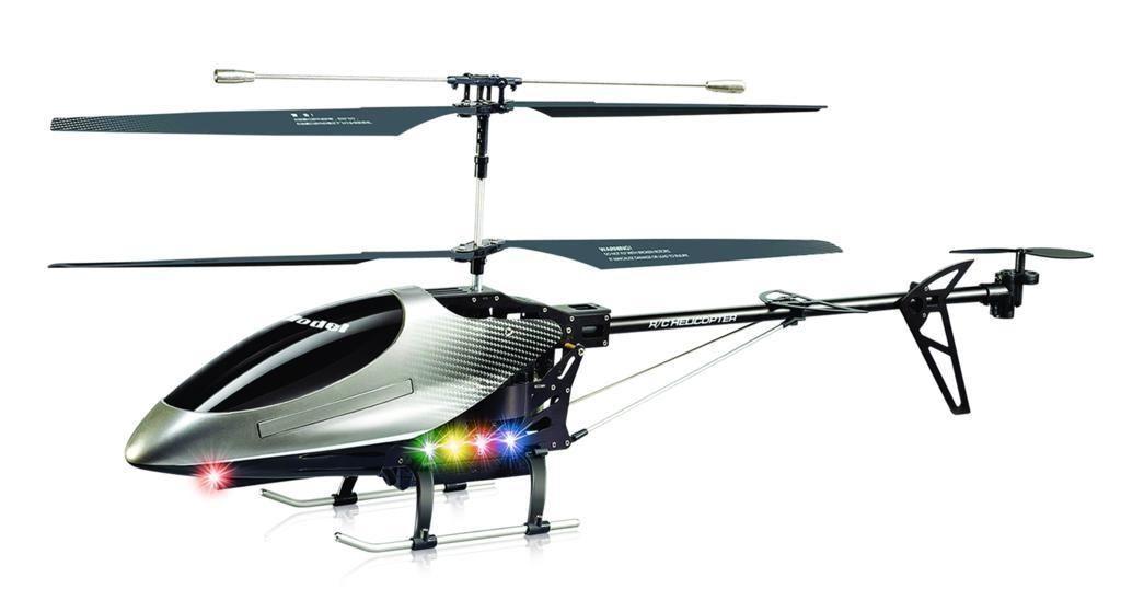rossoorz RT03 GRANDE 3 channel RC elicottero con Gyro  adatto per volo outdoor