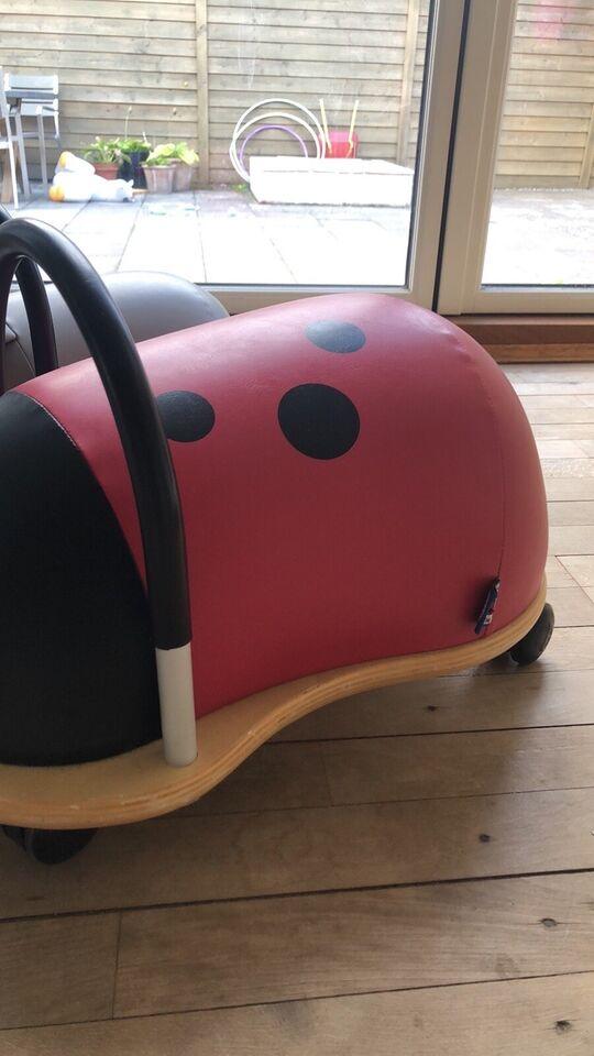 Gåvogn, Wheely bug, Wheelybug