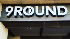 Led Illuminated Channel Letters Business Storefront Outdoor Signage Customizable