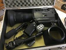 Alte Filmkamera BAUER S 715  XL Microcomputer mit Tasche und Zubehör