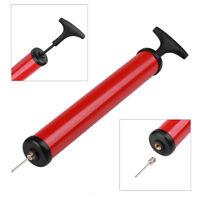 Hand Sports Air Pump Needle Extension Ball Sport Basketball Football Volleyball