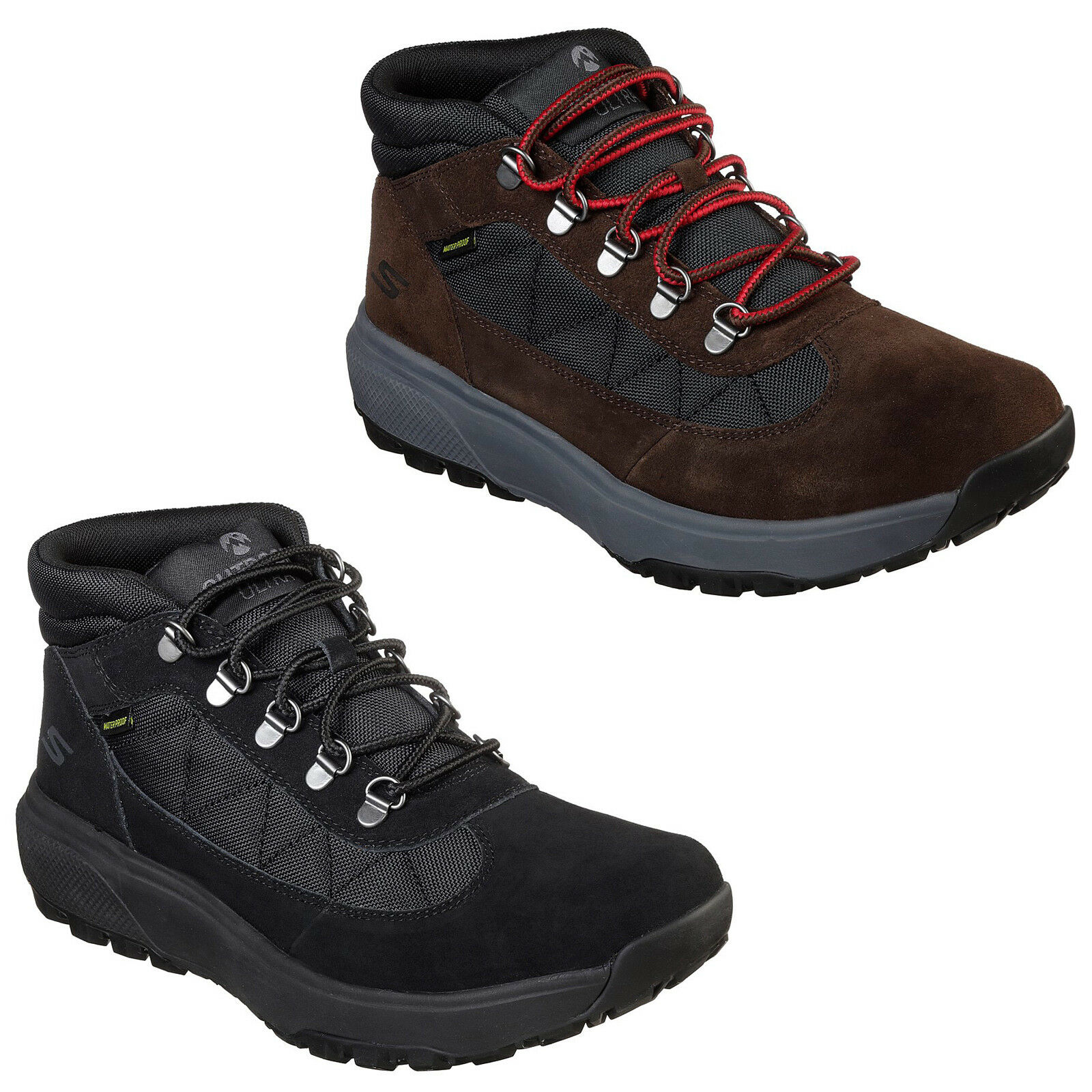 Skechers Go Outdoors Ultra - Adventures Schuhes Trail Walking Stiefel  Herren 55487