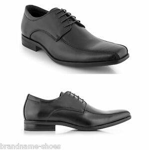 NEW-MENS-JULIUS-MARLOW-REEF-MEN-S-BLACK-LEATHER-WORK-LACE-UP-FORMAL-DRESS-SHOES