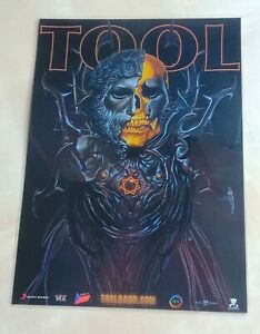 Tool New Album 2020.Details About Tool Band 2019 2020 Tour Poster Promotional Art Laminated Promo New Poster