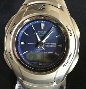 Authentic Casio G Shock MT G MTG 520 Antimag Winter Sale #2: s l300