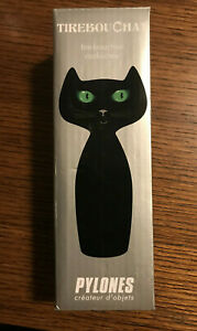 Cat Corkscrew Tirebouchat Black Ebay