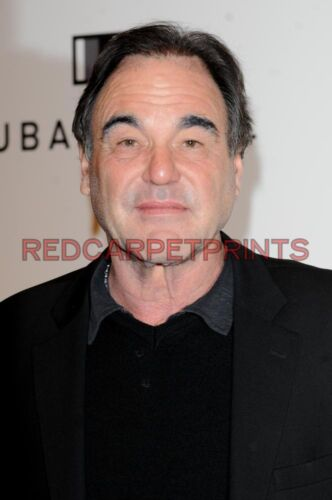 Oliver Stone Poster Picture Photo Print A2 A3 A4 7X5 6X4