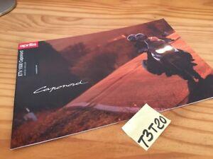 Aprilia-ETV-1000-Caponord-Moto-Folleto-Catalogo-Publicidad-Folleto-Prospecto