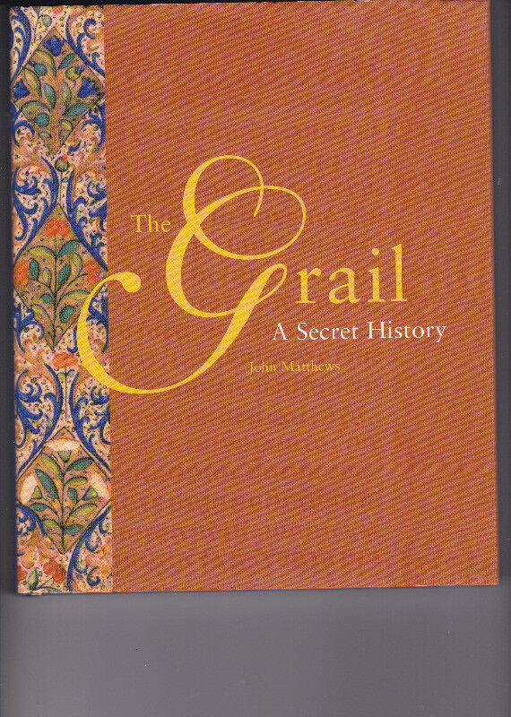 BOOK FOR SALE : THE GRAIL - A SECRET HISTORY (LOVELY GIFT)