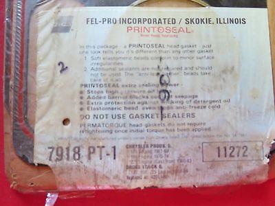 Fel-Pro 7918 PT-1 Cylinder Head Gasket
